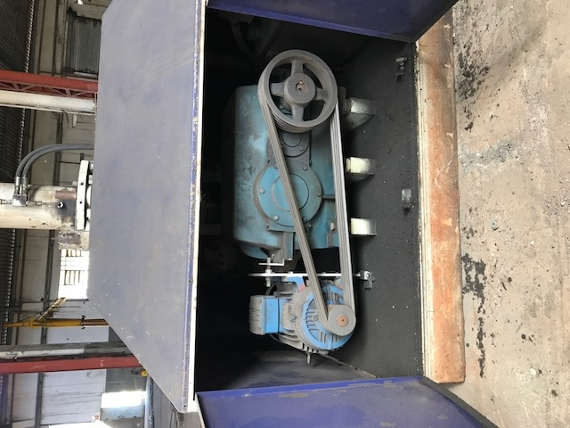 Calandra Hidraulica Usada 2500mm x 19mm - VENDIDO