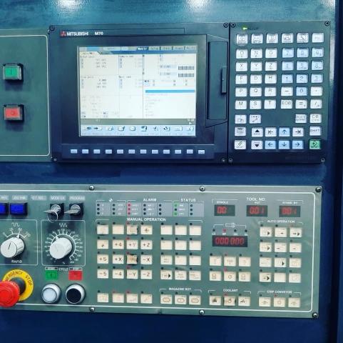 Centro de Usinagem CNC Pinnacle Usado - VENDA SUSPENSA