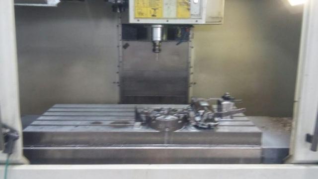 Centro de Usinagem CNC Usado - Romi D-1250 - VENDIDO