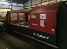 Corte Laser CNC Usado - Amada Modelo 3015