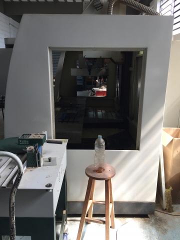 Fresadora CNC Usada Petrus DPT - 50100-R VENDIDA