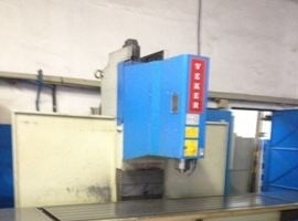Fresadora CNC Usada Veker MVK-2500