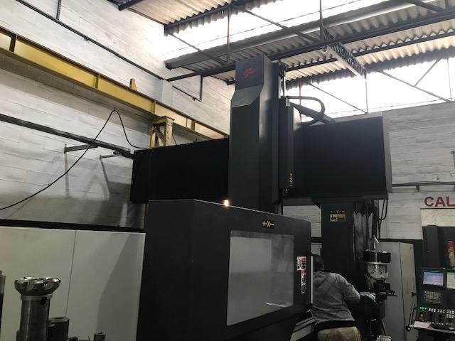 Fresadora Portal CNC Usada Feller 4200mm VENDIDA