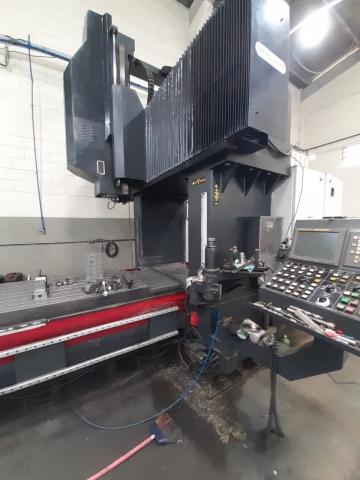 Fresadora Portal CNC Usada Feller 2200mm - VENDIDA