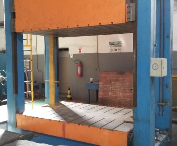 Prensa Hidraulica Ajuste 250 Tons.