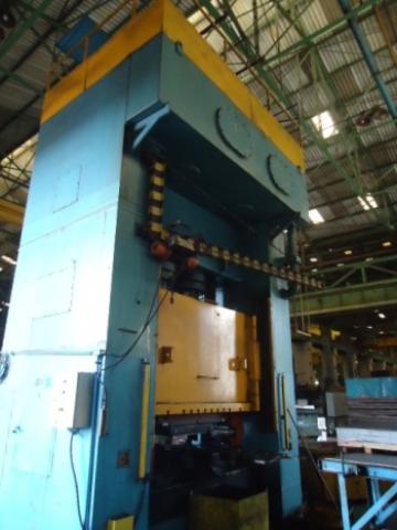 Prensa Hidraulica usada Schuller 1.000 Tons.
