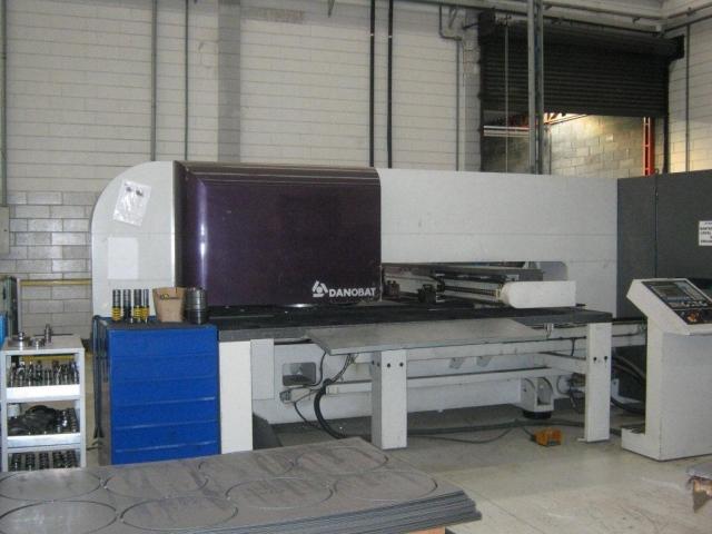 Puncionadeira CNC