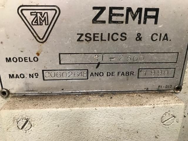 Retifica Plana Usada - VENDIDA