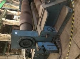 Calandra Hidraulica Inicial 4000mm x 40mm