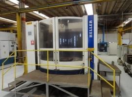 Centro de Usinagem CNC Usado - Heller MCH-350