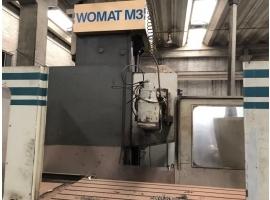 Fresadora CNC Usada Wotam M-3 - VENDIDA
