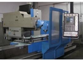 Fresadora CNC Usada Banco Fixo Zayer KF-3000 - ECO - VENDIDA