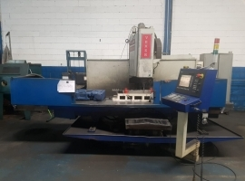 Fresadora CNC Usada - Veker VK-4900 VENDIDA