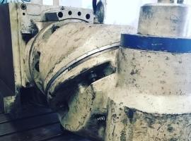 Fresadora CNC Wotan M-3 Usada