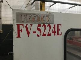 Fresadora Portal CNC Usada Feller 5200mm