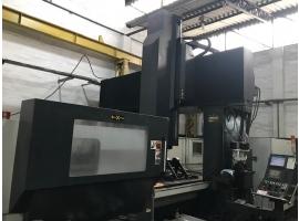 Fresadora Portal CNC Usada Feller 4200mm