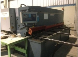 Guilhotina Hidraulica Usada Durma 3000 x 10mm - VENDIDO