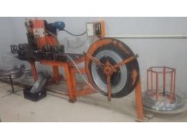 Maquina de Concertina Usada - VENDIDO