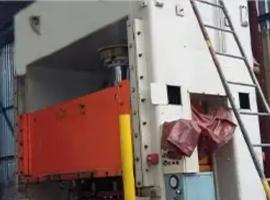 Prensa Hidráulica Usada 350 Tons. - VENDIDA