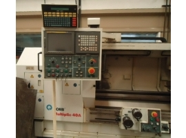 Torno Usado CNC Mulplic 40-A - VENDIDO