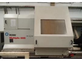 Torno Romi CNC Multiplic 60 - B Usado