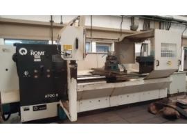 Torno Romi CNC Atoc - 9 Usado - VENDIDO