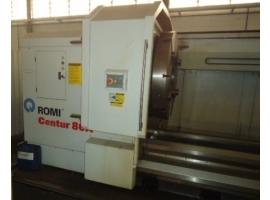 Torno Romi CNC Centur 80-A - Usado - VENDIDO