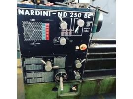 Torno Mecanico Nardini ND-250-BE