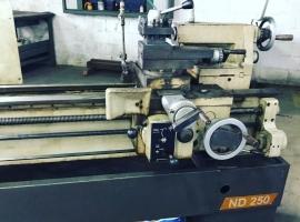 Torno Mecânico Nardini ND-250 - VENDIDO