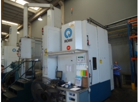 Torno Vertical CNC Romi VT- 1400