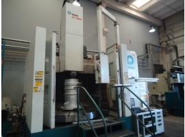 Torno Vertical CNC Romi VT-2000